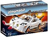 Playmobil - 4876 - Jeu de construction - Voiture des Agents Secrets