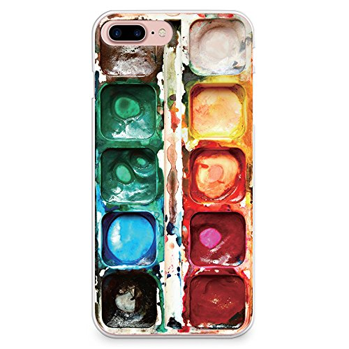 iPhone 7custodia, Casesbylorraine carino modello custodia rigida in plastica per Apple iPhone 7, I33, iPhone 7 Plus Hard Case A2302