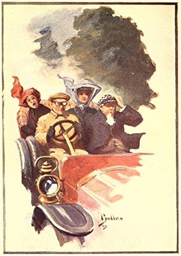The Poster Corp Reginald F. Bolles - Mint Julep 1909 Kunstdruck (45,72 x 60,96 cm)