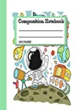 Composition Book: 100 Pages