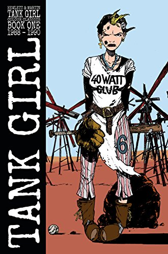 Tank Girl Classic Collection