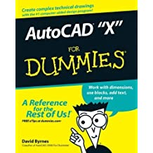 AutoCAD 2009 For Dummies 1st edition by Byrnes, David (2008) Paperback