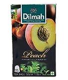 #3: DILMAH - 100% PURE CEYLON BLACK TEA - PEACH FLAVOUR 25 TEA BAGS