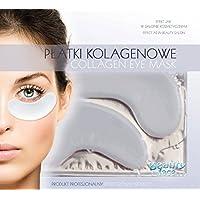 BEAUTY FACE - Máscara de Ojos de Colágeno - Para Pieles Sensibles - Para una Mirada