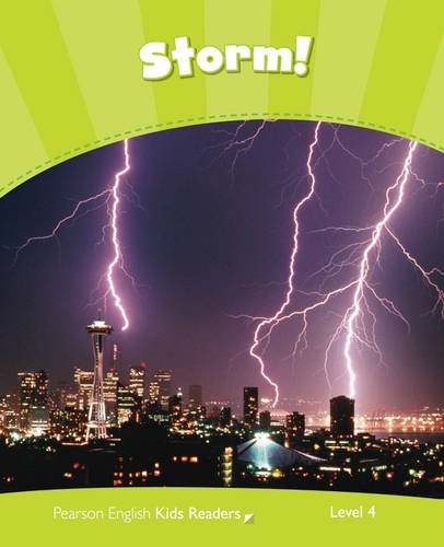 Storm! Level 4. Con espansione online (Pearson english kids readers)