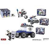 Color Baby - Juego de construcción: Policía mini (42263)