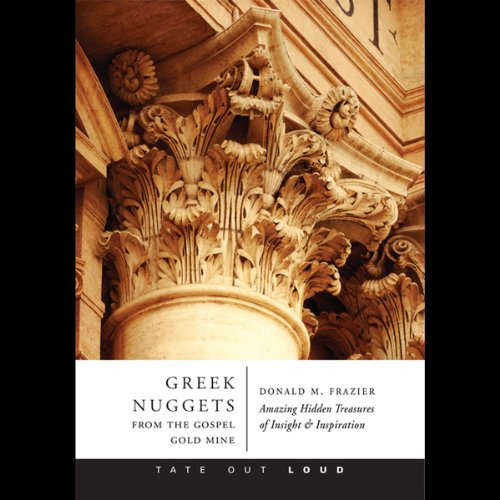 Greek Nuggets from the Gospel Gold Mine  Audiolibri