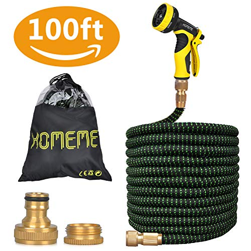 Garden Hose, Homeme 100 Feet New...