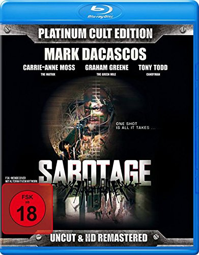 Sabotage - Platinum Cult Edition [Blu-ray]
