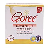 #10: Goree Day And Night Whitening Oil Free Cream