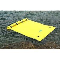 Matelas flotteur Ski Flott deux trois places 260cm x 180cm x 3,5cm Adapté pour lac mer piscine