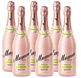 Mumm Rosé Dry Alkoholfreier Jahrgangssekt (6 x 0.75 l)