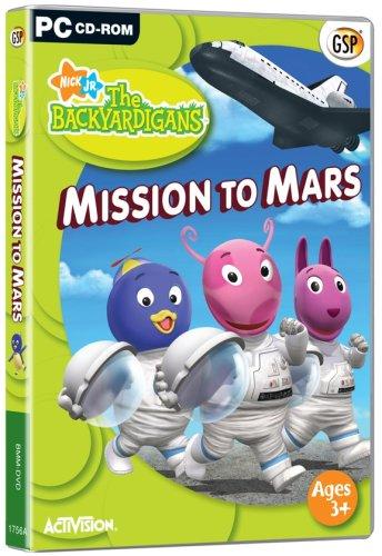 Backyardigans: Mission to Mars [UK Import]