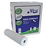 6RLX Bettwäsche Prüfung Pure Polyesterwatte Tische Liegenabdeckungen 2lagig–300FTS 50x 35cm 2x 20gr/M² -j417lfm