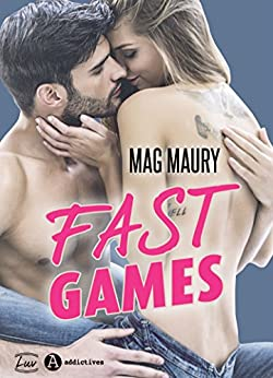 Fast Games par [Maury, Mag]