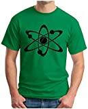 OM3 - BIG Bang Atom T - Shirt Nerd Team Swag Penny Geek