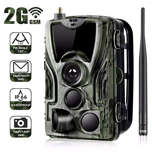 Surose fotocamera de caccia telecamera di caccia infrarossi 16mp 1080p sms fotocamera 2g mms photo trap surveillance trail