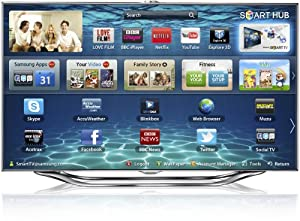Samsung Series 8 ES8000 (55 inch) Full HD LED SMART Television
