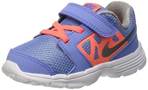 Krabbelschuhe Naranja 6 Td Mädchen Gris Nike Azul Downshifter xwzFUInO