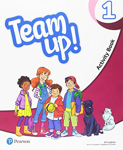 Team Up! 1 Activity Book por Jill Leighton