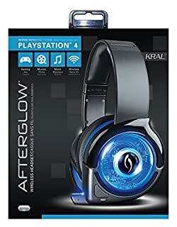 PDP Afterglow KRAL PS4 Kits Oreillette Connecteur(s):Connexion Sans Fil (B00LV049JQ) | Amazon price tracker / tracking, Amazon price history charts, Amazon price watches, Amazon price drop alerts