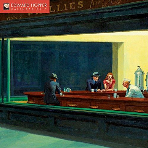 Edward Hopper 2019 Calendar par Inc Browntrout Publishers