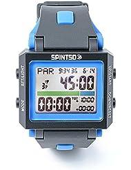 spintso Watch 2x reloj de pulsera Azul Profesional para Árbitro