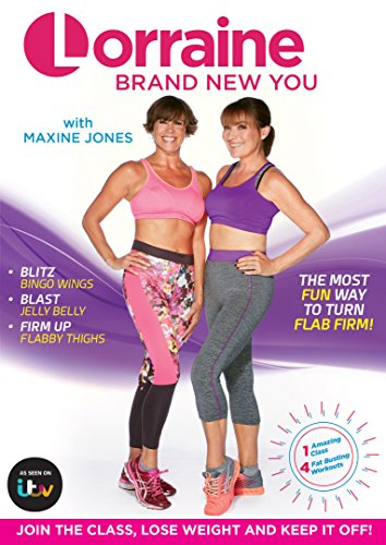 Lorraine Kelly - Fitness 2016 [DVD] UK-Import, Sprache-Englisch