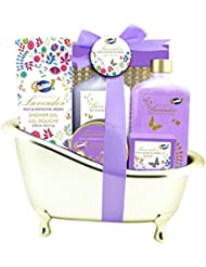 Corbeille Baignoire de bain Provence lavande Gloss!