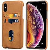 Codream, IPhone Xs Max Case Wallet Leather, IPhone Xs Max Case With Card Holder And Kickstand, IPhone Xs Max Wallet Case With Leather IPhone Cases, Leather IPhone Cases Case Case
