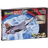 Revell easykit Steckbausatz 06644 - F-16 Fighting Falcon easykit im Maßstab 1:100