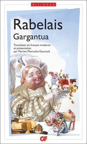 Gargantua par Francois Rabelais