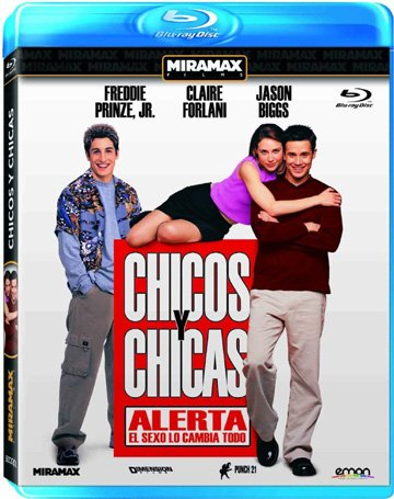 Boys, Girls & a Kiss / Boys and Girls ( ) [ Spanische Import ] (Blu-Ray)