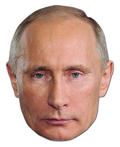Star Einbauöffnungen SM255Wladimir Putin Maske (Standard)