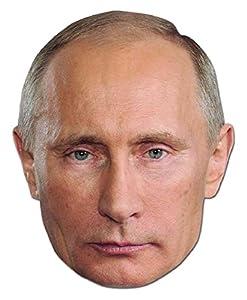 Star Cutouts SM255Vladimir Putin máscara (estándar)