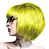 CRAZY COLOR SEMI PERMANENT HAIR DYE 100ml - CANARY YELLOW 49 by Crazy Color