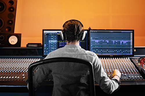 beyerdynamic DT 880 PRO Over-Ear-Studiokopfhörer in schwarz. Halboffene Bauweise, kabelgebunden - 9