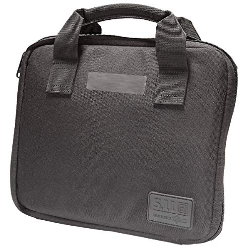 5.11 Tactical Series Pistol CASE Aktentasche, 28 cm, 3 liters, Schwarz (Black)