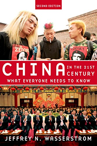 China in the 21st Century: What Everyone Needs to Know (What Everyone Needs To Know®) (English Edition)