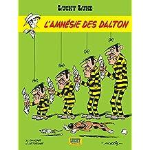 Lucky Luke, tome 29 : L'Amnésie des Dalton