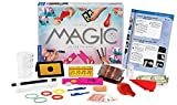Thames & Kosmos Magic: Silver Edition Playset with 100 Tricks by Thames & Kosmos