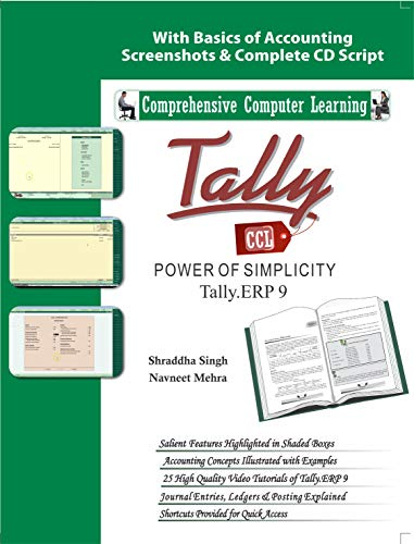 what is tally erp 9 and its features