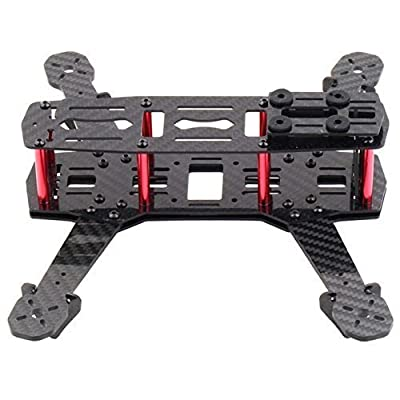 GDD2018 QAV250 ZMR250 Mini Quadcopter Frame Kit DIY Racing Drone 3K Carbon Fiber