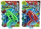 Globo giocattoli globo–362562colore estate bolla pistola con ricarica