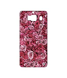 Vogueshell Red Rose Pattern Printed Symmetry PRO Series Hard Back Case for Xiaomi Redmi 2s