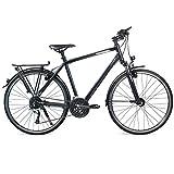 Raleigh Herren RUSHHOUR 2.0 Fahrrad, Seablue, 55