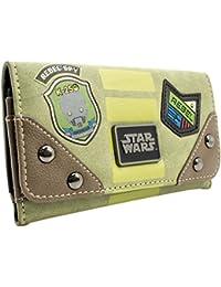 Cartera de Star Wars Droid rebelde espía K-2SO Verde