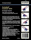 Image de Autodesk Inventor 2014 - Einsteiger-Tutorial: Viele praktische Übungen am Konstruktionsob