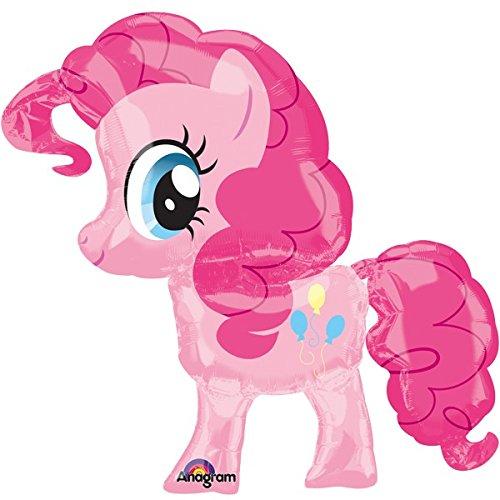 paduTec Airwalker Laufender Ballon Folienballon Geburtstag Deko My Little Pony