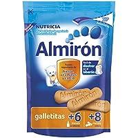 Almirón Galletitas a partir de 6 meses - Paquete de 12 cajas de 125 g - Total: 1.500 g